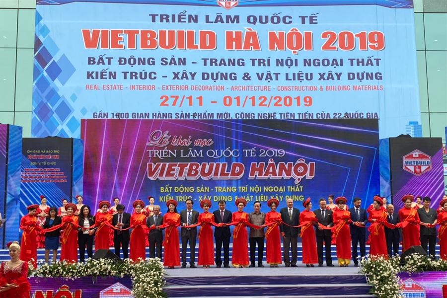 Vietbuild Ha Noi 2019